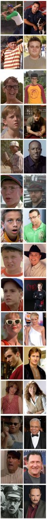 The Sandlot – Then and Now