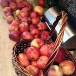 A Bushel of New Ideas for Apples