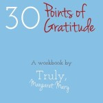 Gratitude Journal Workbook Now Available!