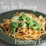 Top 8 Tips for Raising Healthy Eaters