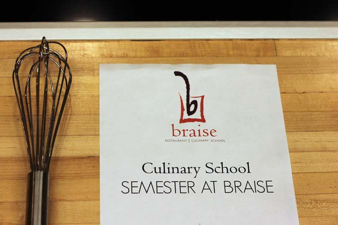 Semester At Braise Cooking School