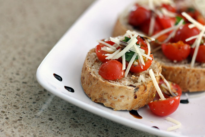 Simple Bruschetta Recipe With Secret Ingredient